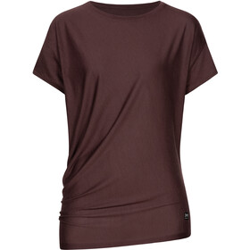 super.natural Yoga Loose Tee Women, fudge